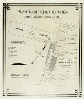 Planta do Helioterapium